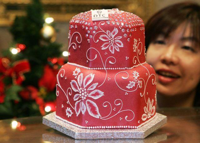 Самый дорогой торт