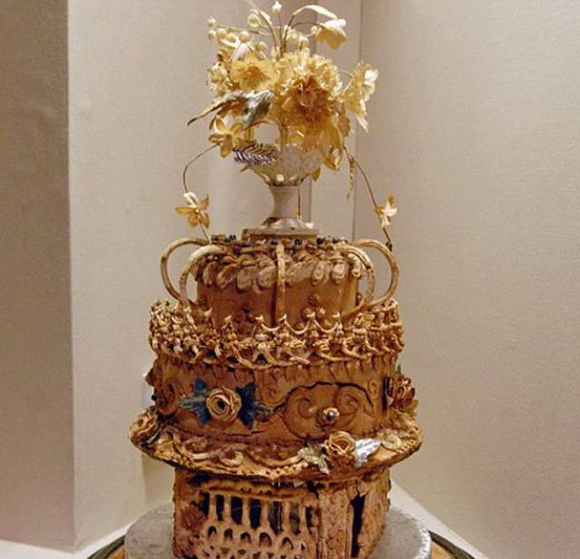 Самый древний торт