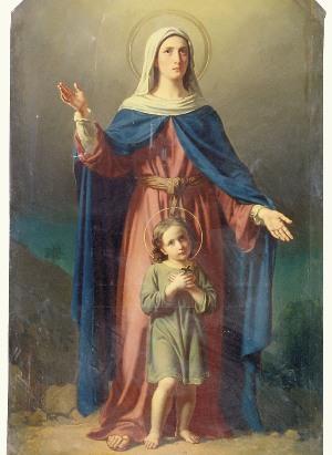 Великомученики Кирик и Улита