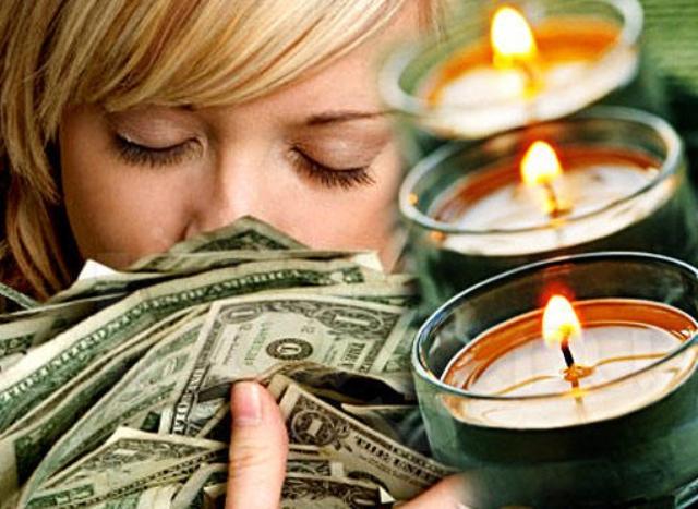 Желание на свечи