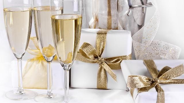 Бокалы в подарок