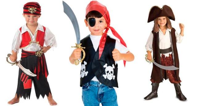 Детская пиратская вечеринка костюмы для мальчиков