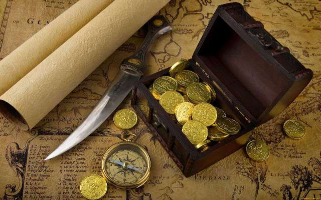 Пиратские сокровища