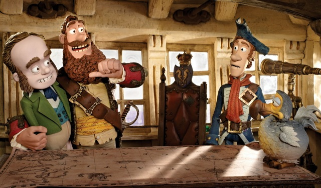 Пиратский конкурс угадай пароль
