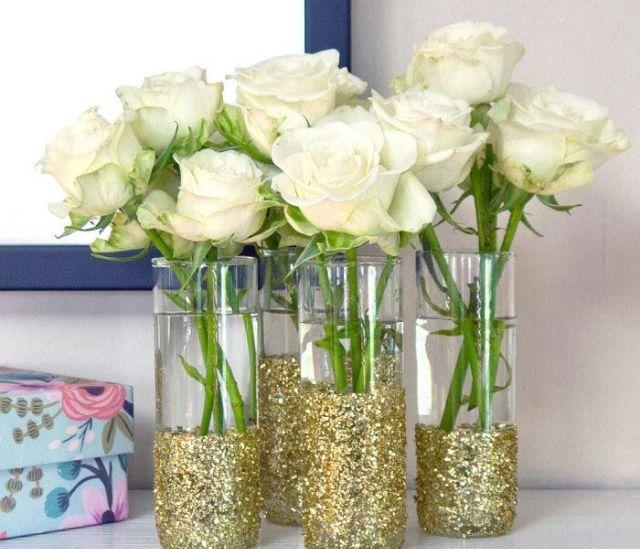 Свадебные подарки вазы