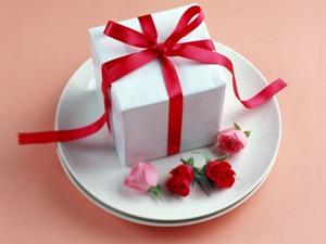 Свадебный подарок посуда