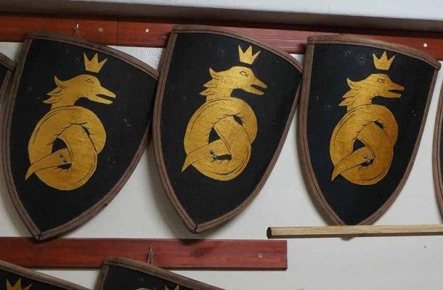 Подарки на рыцарскую свадьбу