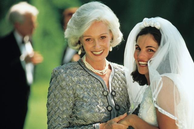 Старшие гости на свадьбе
