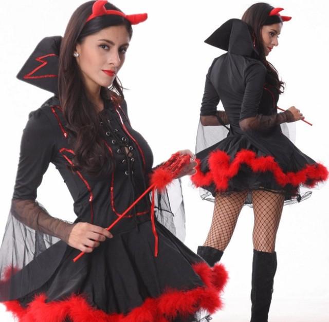 Выбираем костюм Демона на Хэллоуин