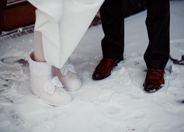 Обувь для жениха в ноябре