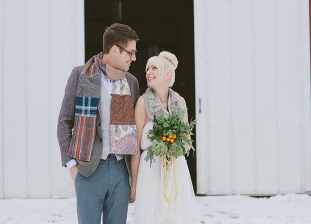Шейный платок и шарф