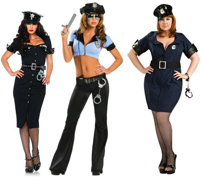Костюм полицейского на Хэллоуин