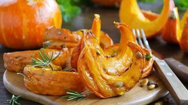 полезные и вкусные блюда из тыквы на Хэллоуин