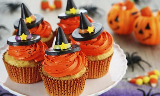 Тыквенные маффины на Хэллоуин