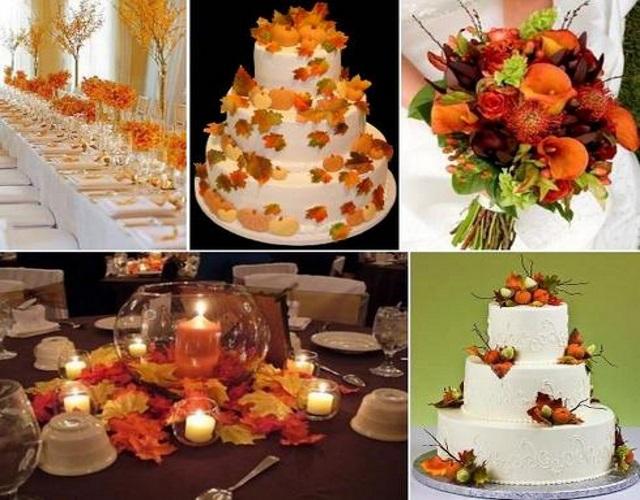 Свадебный стол ноября