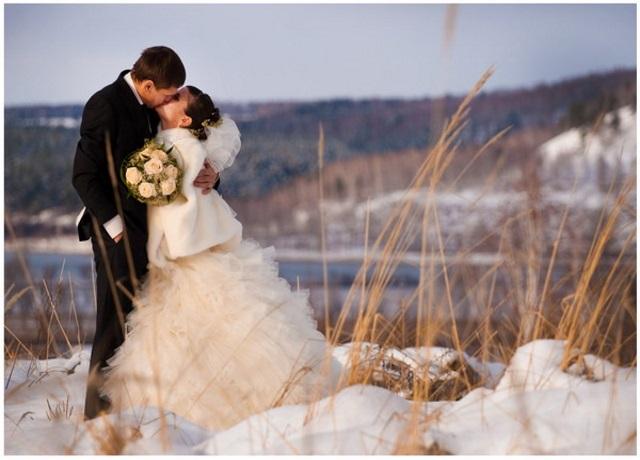 Свадьба на Казанскую зимнюю