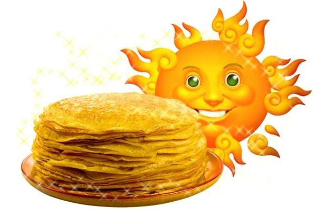 Символы солнца на масленицу