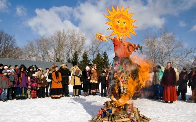 Масленица: народные обычаи, обряды и ритуалы. Проводы зимы