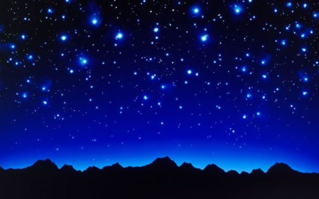 Звездное небо