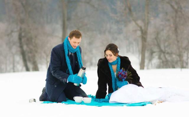 Свадьба 22 февраля