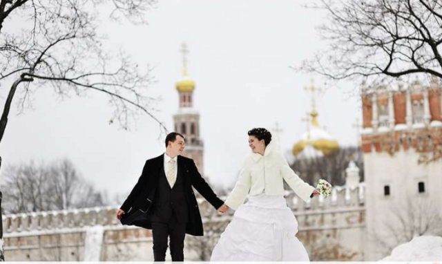 Свадьба 18 февраля