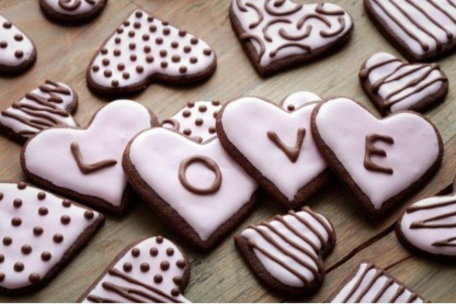 Шоколадные