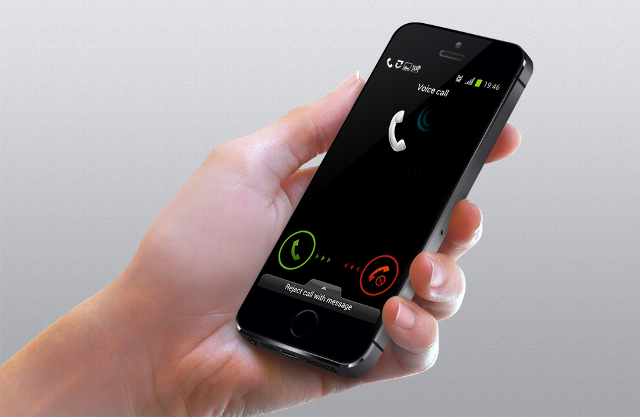 Мобильный звонок