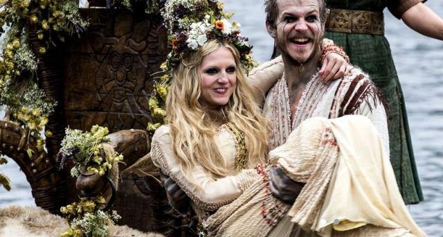 Свадьба с викингами