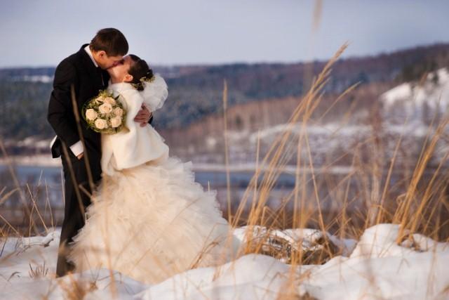Свадьба в марте