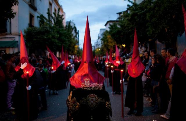 Пасха в Испании