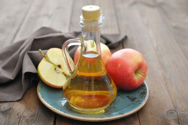 Рецепт с яблочным уксусом