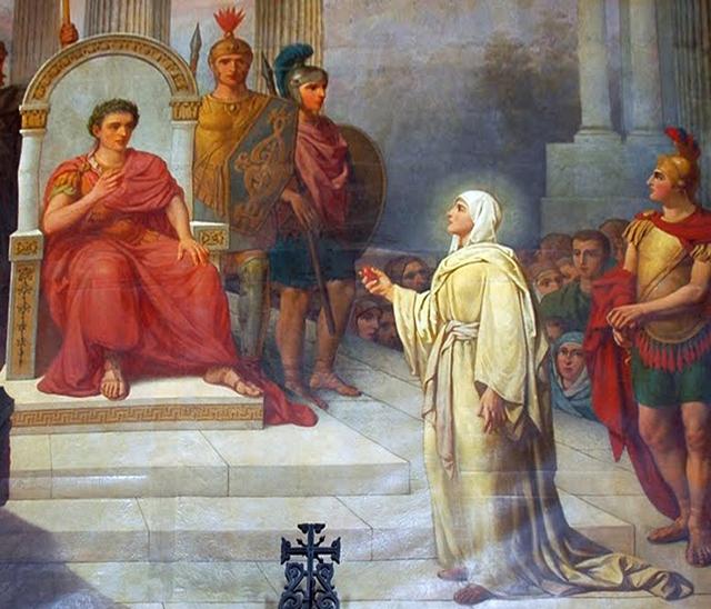 Легенда о Марии Магдалине