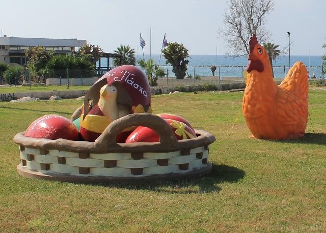 Пасха на Кипре