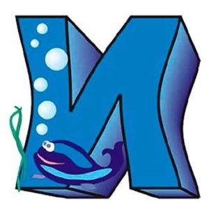 Морская буква И
