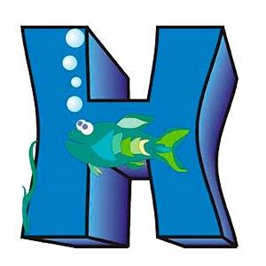 Морская буква Н