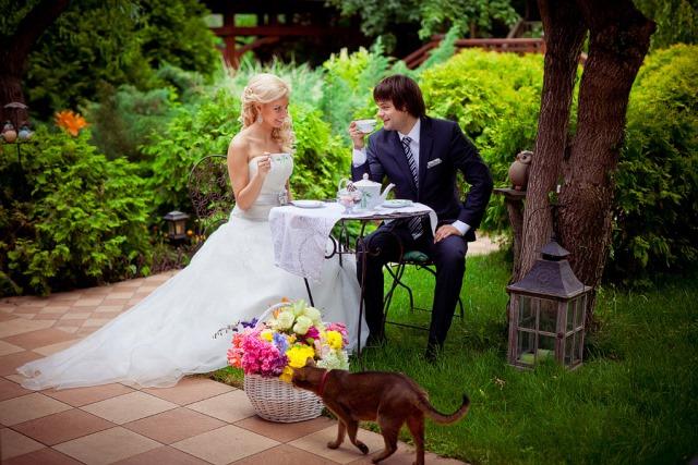Приметы июньской свадьбы