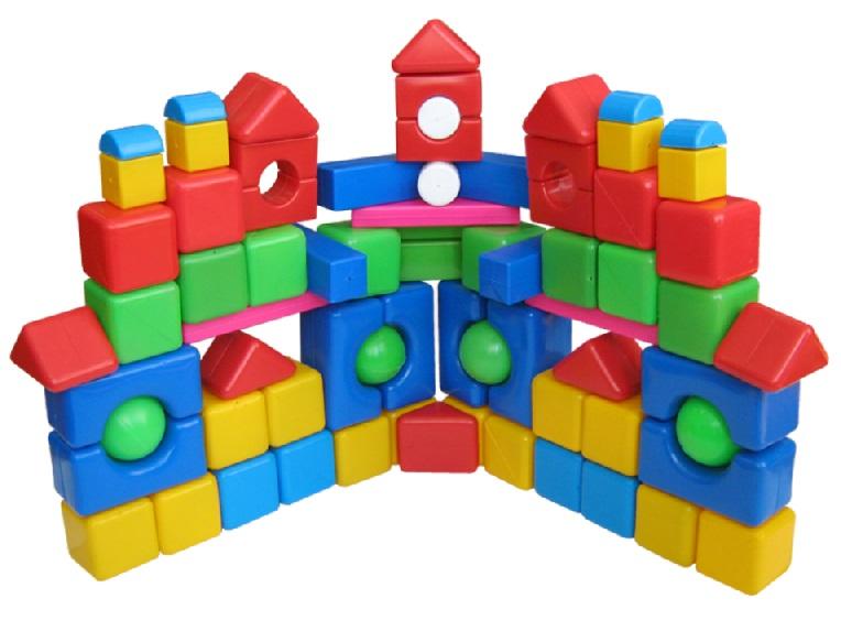 Большие кубики