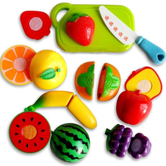 Набор фруктов, овощей