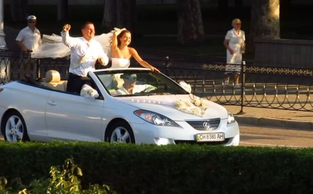 Свадьба спешит
