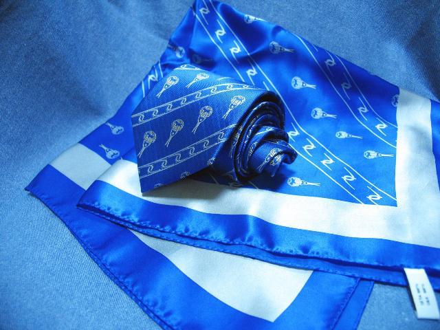 Платок и галстук