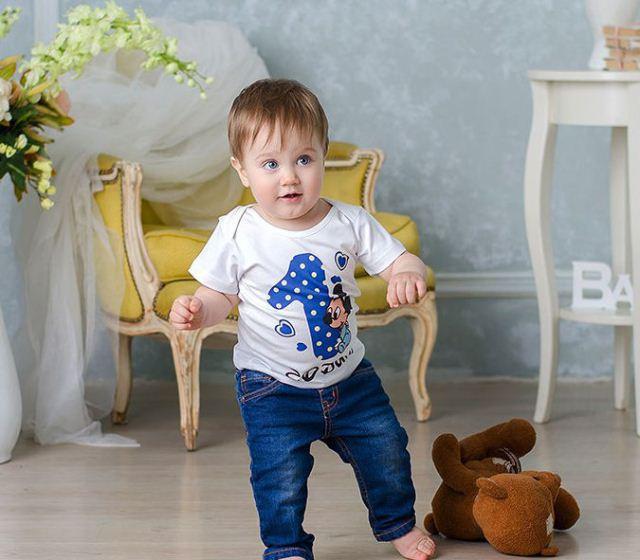наряды и украшения на 1 годик девочке мальчику