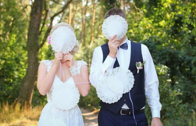 Кружевная свадьба