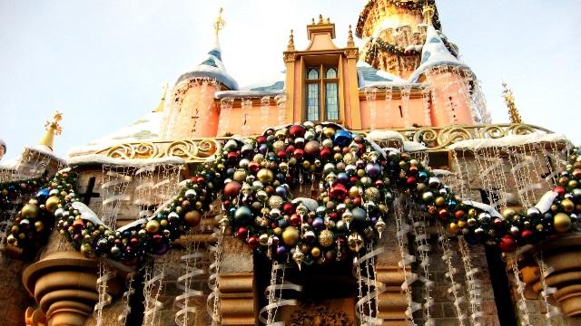 Новый год в старинном замке,