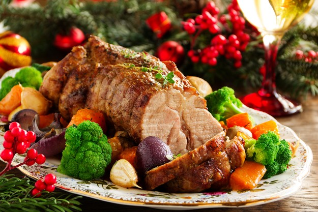 Мясные блюда на Новогоднем столе