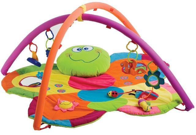 Коврик и дуги с подвесными игрушками
