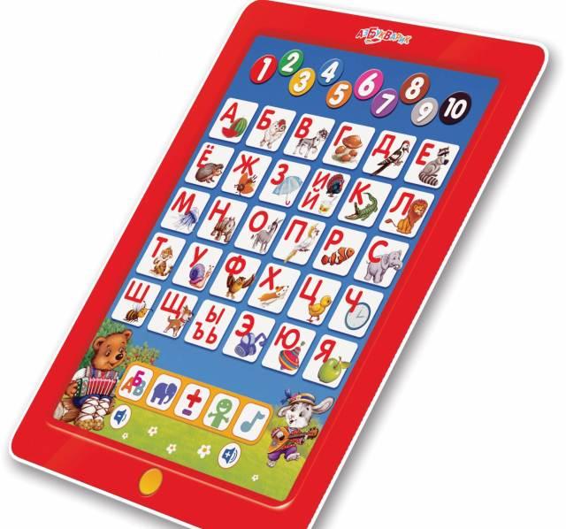 Первый детский планшет-плеер
