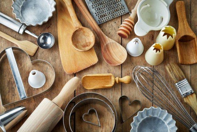 Кухонную утварь