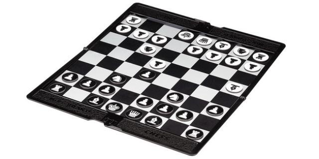 Карманные шахматы