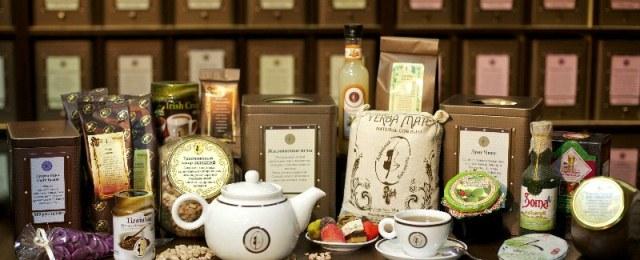 Элитный чай или кофе