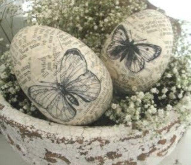 ead8bf6a3c91938441d1e7016ad21676 Декупаж пасхальных яиц (38 фото): мастер-класс по декорированию деревянных яиц салфетками в технике декупаж